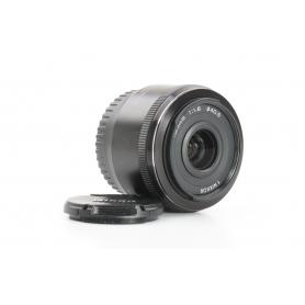 Nikon 1 Nikkor 1,8/18,5mm (232291)