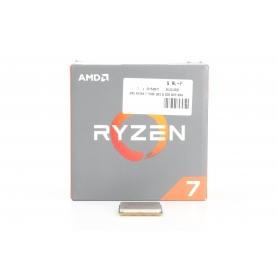 AMD Ryzen 7 1700X Octa Core Prozessor CPU WOF 8x3,4GHz Sockel AMD AM4 95W (232326)