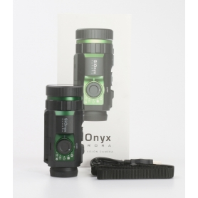 SiOnyx Aurora C010100 Nachtsichtgerät mit Digitalkamera Monokular Jagd WiFi GPS wasserdicht schwarz (232336)