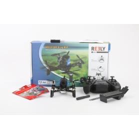 Reely DIY X-79 Race Copter Quadrocopter RtF 2,4GHz Einsteiger Kameraflug schwarz (232344)