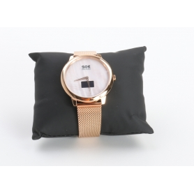 Xlyne X-Watch Soe XW Pure Smartwatch Fitness-Uhr Sportuhr wasserdicht Bluetooth rosegold (232345)