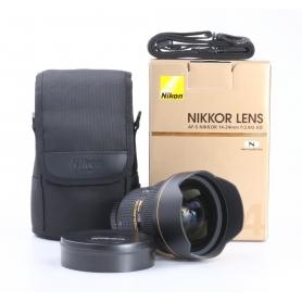 Nikon AF-S 2,8/14-24 G ED (232347)