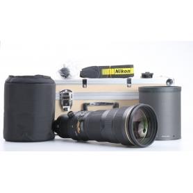 Nikon AF-S 4,0/500 G ED VR (232016)