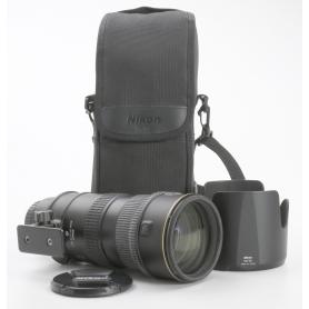 Nikon AF-S 2,8/70-200 G IF ED VR (232413)