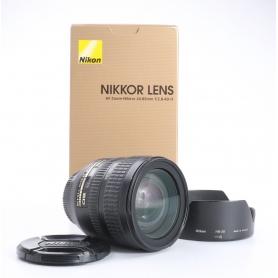 Nikon AF-S 3,5-4,5/24-85 G ED VR (232601)