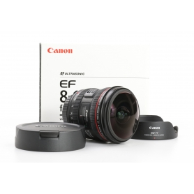 Canon EF 4,0/8-15 L USM Fisheye (232606)