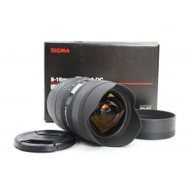 Sigma EX 4,5-5,6/8-16 DC HSM Sony (211442)