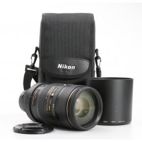Nikon AF 4,5-5,6/80-400 VR ED D (232615)