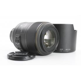 Nikon AF-S 2,8/105 Makro G IF ED VR (232634)