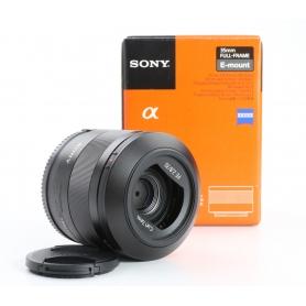 Sony Zeiss Sonnar FE 2,8/35 ZA T* E-Mount (232647)