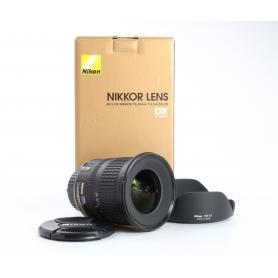 Nikon AF-S 3,5-4,5/10-24 G ED DX (232686)