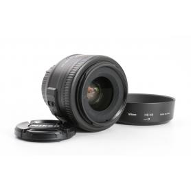Nikon AF-S 1,8/35 G DX (232669)