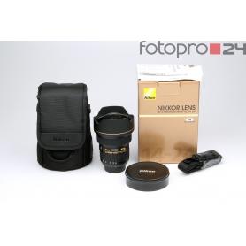 Nikon AF-S 2,8/14-24 G ED (214855)