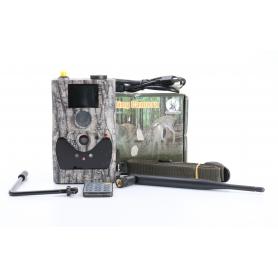 Berger und Schröter SG880MK18M/HD Wildkamera Infrarotkamera Tonaufzeichnung SMS E-Mail camouflage (232753)
