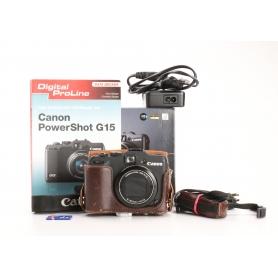 Canon Powershot G15 (232717)