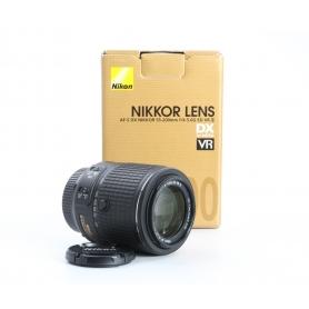 Nikon AF-S 4,0-5,6/55-200 G ED VR II DX (232834)