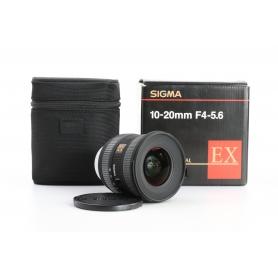 Sigma EX 4,0-5,6/10-20 DC HSM NI/AF D (232835)