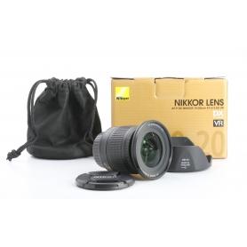 Nikon AF-P 4,5-5,6/10-20 G DX VR (232838)