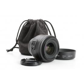 Nikon AF-S 1,8/35 G DX (232864)