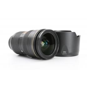 Nikon AF-S 2,8/24-70 G ED (232880)