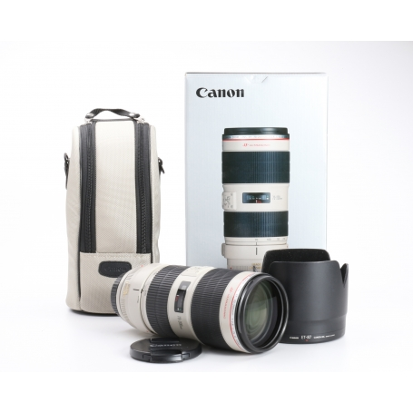 Canon EF 2,8/70-200 L IS USM II (232884)
