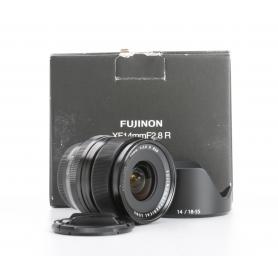 Fuji Fujinon Super EBC XF 2,8/14 R (232906)