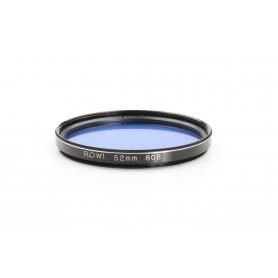 Rowi 52mm Filter 80B (232921)