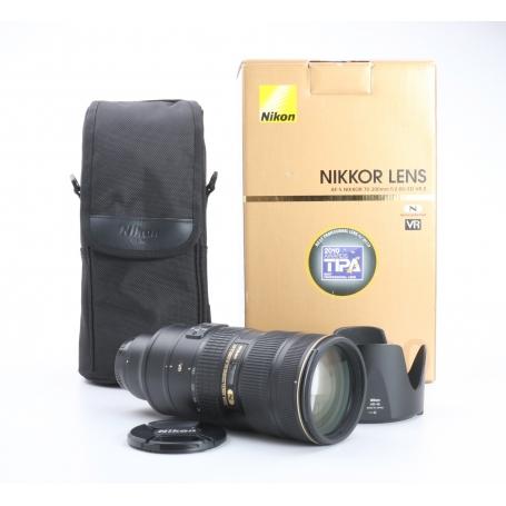 Nikon AF-S 2,8/70-200 G IF ED VR II (232931)
