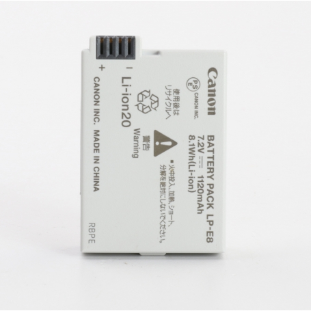 Canon NI-MH Akku LP-E8 (232962)