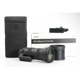 Sigma DG 5,0-6,3/150-600 HSM OS S Sports NI/AF D (232937)
