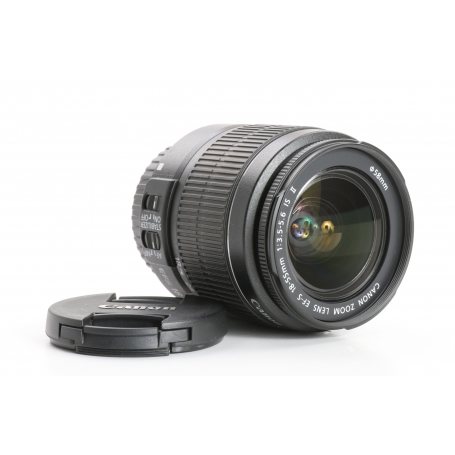 Canon EF-S 3,5-5,6/18-55 IS II (232975)