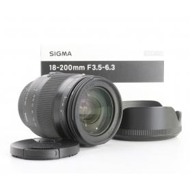 Sigma DC 3,5-6,3/18-200 Macro Contemporary NI/AF D (232983)