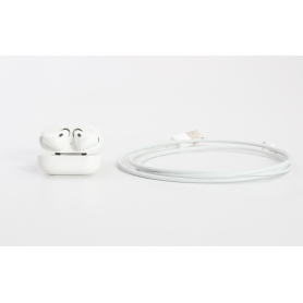 Apple AirPods 1st Generation True Wireless Smart Earphones Ohrhörer Kopfhöhrer weiß (233021)