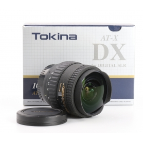 Tokina AT-X 3,5-4,5/10-17 Fisheye DX C/EF (233058)