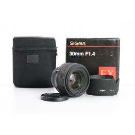 Sigma EX 1,4/30 DC HSM NI/AF D (233061)