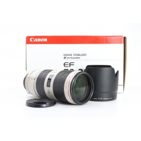 Canon EF 2,8/70-200 L IS USM II (233062)