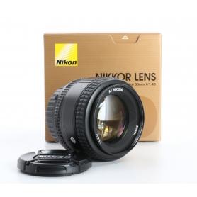 Nikon AF 1,4/50 D (233102)