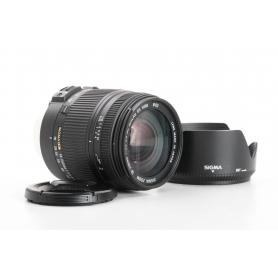 Sigma EX 3,5-6,3/18-250 DC OS HSM Makro NI/AF D (233106)
