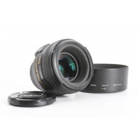 Nikon AF-S 1,4/50 G (233119)