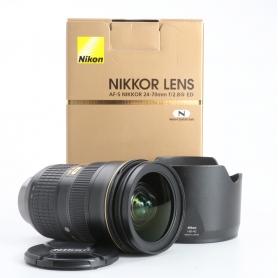 Nikon AF-S 2,8/24-70 G ED (233133)