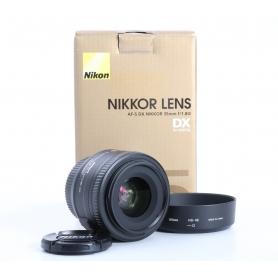 Nikon AF-S 1,8/35 G DX (233170)