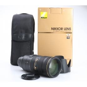 Nikon AF-S 2,8/70-200 G IF ED VR II (233172)
