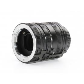 Kenko Zwischenringsatz Auto Extension Tube 12/20/36 mm für Minolta MC/MD (233211)