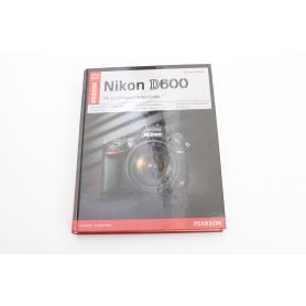 Michael Gradias Nikon D600 Kamera Handbuch mit 12-seitigem Pocket Guide (218113)