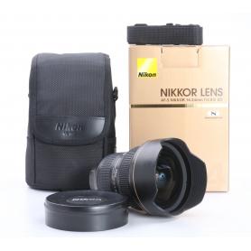 Nikon AF-S 2,8/14-24 G ED (233266)