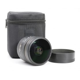 Sigma EX 3,5/8 DG Fisheye C/EF (218118)