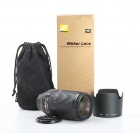 Nikon AF-S 4,5-5,6/70-300 G IF ED VR (233277)