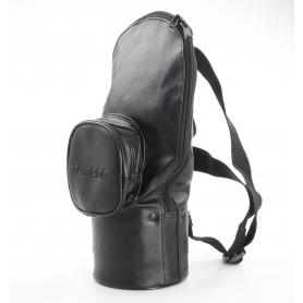 Tamron Leder Köcher Tasche Objektivtasche ca. 9x9x30 cm (233322)