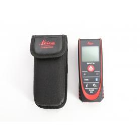 Leica Geosystems Disto D2 Laser-Entfernungsmesser Messbereich max.100m schwarz rot (233447)