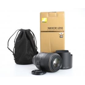 Nikon AF-S 2,8/105 Makro G IF ED VR (233468)